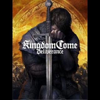 [PC] Kingdom Come: Deliverance (STEAM) - [INSTANT DELIVERY]
