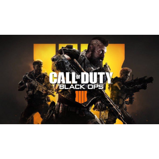 [PC] Call of Duty Black Ops 4 (IIII) Standard Edition - [INSTANT DELIVERY]