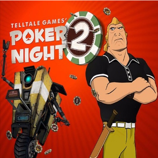 Poker Night 2 STEAM key [INSTANT DELIVERY]