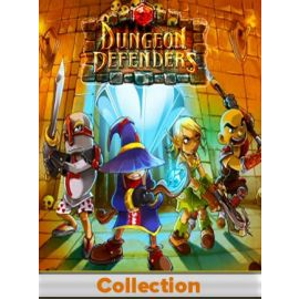 Dungeon Defenders Collection STEAM GIFT GLOBAL [INSTANT DELIVERY]