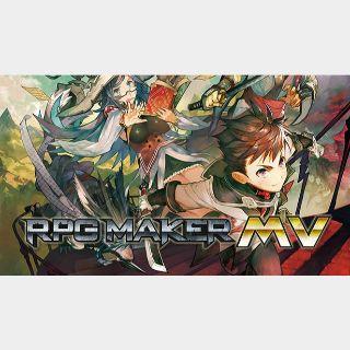 RPG Maker MV Global Key