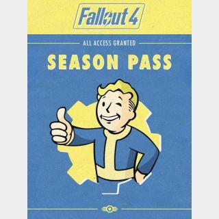 Fallout 4: Season Pass-Xbox one CD-key -United States