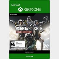 Tom Clancy's Rainbow Six Siege Deluxe Edition (Xbox One) - Xbox Live Key - GLOBAL