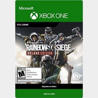 Tom Clancy's Rainbow Six Siege Deluxe Edition (Xbox One) - Xbox Live Key - GLOBAL