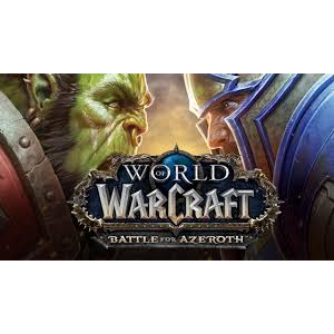World of Warcraft : Battle for Azeroth US