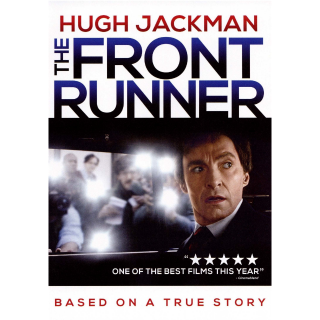 The Front Runner (2018) SD MA Instant Delivery