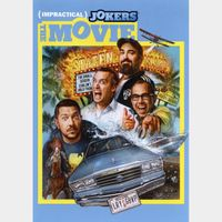 Impractical Jokers: The Movie (2020) SD MA Instant Delivery