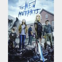 The New Mutants (2020) HDX MA Instant Delivery