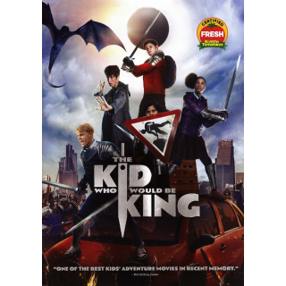 The Kid Who Would Be King (2019) HD MA Instant Delivery