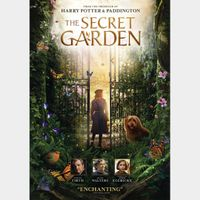 The Secret Garden (2020) HDX Instant Delivery iTunes ONLY