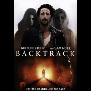 Backtrack (2016) SD Instant Delivery MA via Vudu, Fandango Now