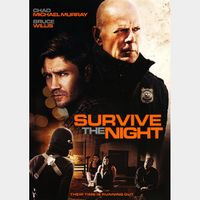Survive the Night (2020) HDX Instant Delivery MA via Apple TV, Vudu, Google Play, Fandango Now