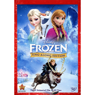Frozen (Sing-Along Edition) (2014) HDX MA Instant Delivery