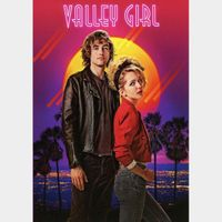 Valley Girl (2020) SD Instant Delivery Vudu ONLY