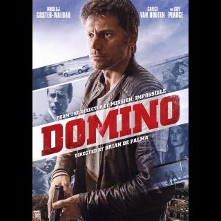 Domino (2019) HDX Instant Delivery MA via Vudu, Fandango Now