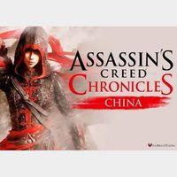 Assassin's Creed Chronicles: China US PSN Key