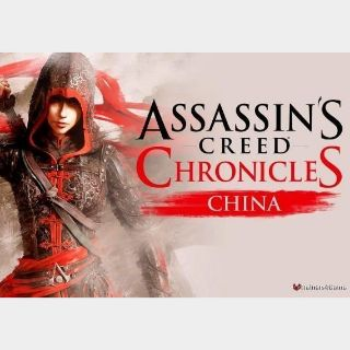 Assassin's Creed Chronicles: China US PSN Key