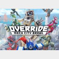 Override: Mech City Brawl - Super Charged Mega Edition Steam Key GLOBAL