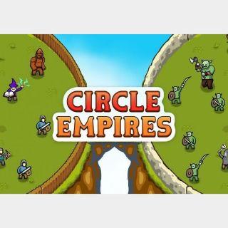 Circle Empires Steam Key GLOBAL