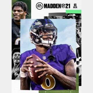 Madden NFL 21 ENG Origin Key GLOBAL