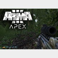 Arma 3: Apex Steam Key GLOBAL