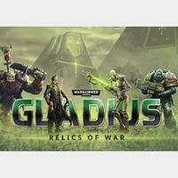 Warhammer 40,000: Gladius - Relics of War Steam Key GLOBAL