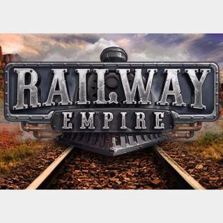 Railway Empire Steam Key GLOBAL