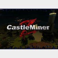 CastleMiner Z Steam Key GLOBAL
