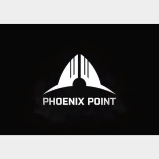 Phoenix Point - Base Edition Epic Games Key GLOBAL