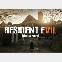 Resident Evil 7 Biohazard Steam Key GLOBAL