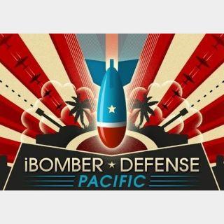 iBomber Defense Pacific Steam Key GLOBAL