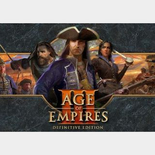 Age of Empires III - Definitive Edition Steam Key GLOBAL