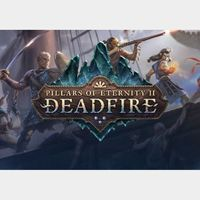 Pillars of Eternity II: Deadfire Steam Key GLOBAL