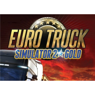Euro Truck Simulator 2 - Gold Edition Steam Key GLOBAL