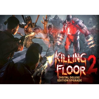 Killing Floor 2 - Digital Deluxe Edition Steam Key GLOBAL