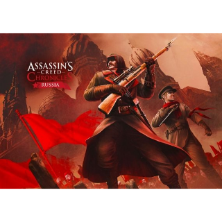 Assassin's Creed Chronicles: Russia Uplay Key GLOBAL