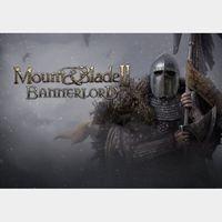 Mount & Blade II: Bannerlord EMEA/US Steam Key GLOBAL