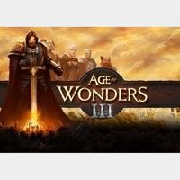 Age of Wonders 3 Steam Key GLOBAL