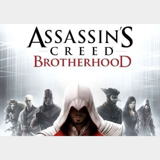 Assassin's Creed: Brotherhood - Deluxe Edition Uplay Key GLOBAL