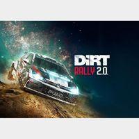 DiRT: Rally 2.0 Steam Key GLOBAL