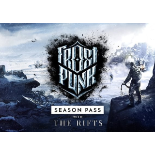 Frostpunk - Season Pass Steam Key GLOBAL
