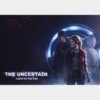 The Uncertain: Light At The End Steam Key GLOBAL