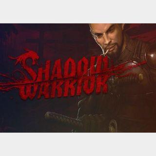 Shadow Warrior - Special Edition Steam Key GLOBAL