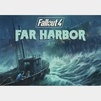 Fallout 4: Far Harbor Steam Key GLOBAL