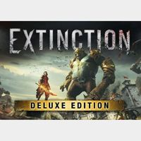 Extinction - Deluxe Edition Steam Key GLOBAL