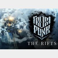 Frostpunk: The Rifts Steam Key GLOBAL