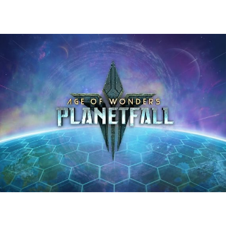 Age of Wonders: Planetfall - Deluxe Edition Steam Key GLOBAL