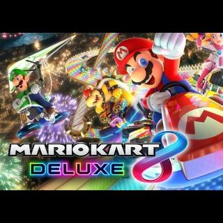 Mario Kart 8 Deluxe Switch Key EU