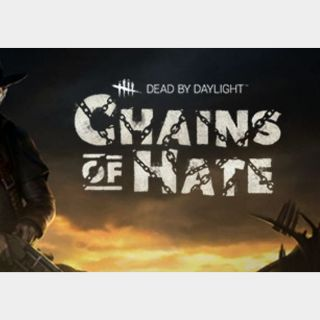 Dead by Daylight: Chains of Hate Chapter Steam Key GLOBAL