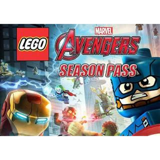 LEGO: Marvel's Avengers - Deluxe Ediiton Steam Key GLOBAL